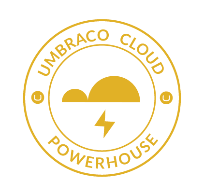 Umbraco Cloud Powerhouse Logo